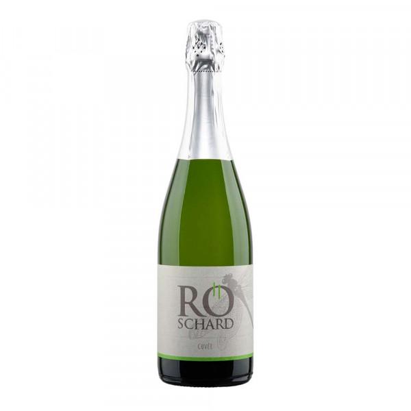 Winzersekt Cuvée, Flaschengärung trocken - Weingut Röschard